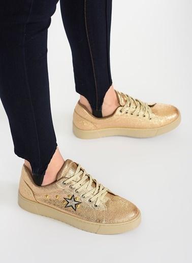 D by Divarese Sneaker  Altın